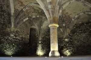 Langley Abbey Cellarium Photographer Ashley Dace