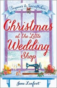 Christmas at the Little Wedding Shop by Jane Linfoot